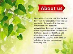 bahrain doctors @ http://bahraindoctors.com/