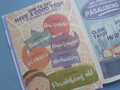 """The 'Pag Ako Yumaman, """"Hu u?"""" Sa'kin 'Yang Piso Fare na 'Yan Travel Notebook Tagalog Quotes Hugot Funny, Cool Journals, Book Cheap Flights, Travel Themes, Travelers Notebook, Wedding Guest Book, Jokes, Flats, Travel"""