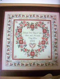 wedding cross stitch baltimore wedding and cross stitch kits