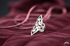 Fantasy-Ring aus Melchior