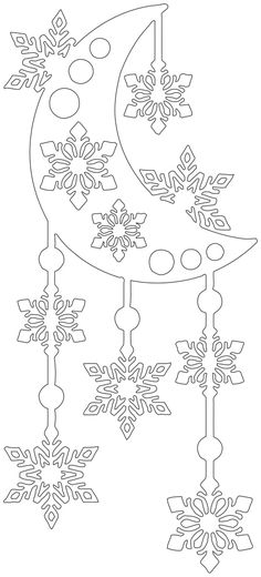 Новогодние поделки, Вытынанки и Рукоделие | ВКонтакте Christmas Stencils, Christmas Paper Crafts, Christmas Art, Easter Egg Coloring Pages, Heart Coloring Pages, Kirigami, Paper Cutting Patterns, Snowflake Template, New Year's Crafts