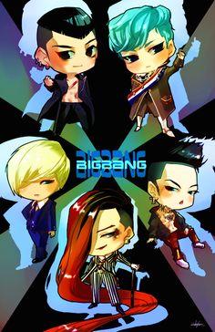 big bang fantastic baby anime - Google Search