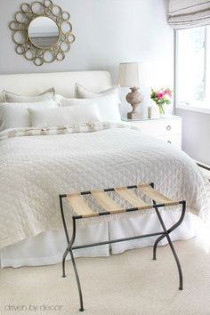Luggage Racks For Guest Rooms Diy Luggage Rack  Guest Room  Great Idea For Guest Room Might
