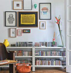 Aprenda a emoldurar e expôr as suas lembranças na parede - Casa