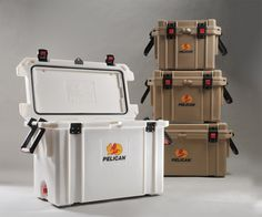 The Elite Marine Cooler - I Remember My First Pelican