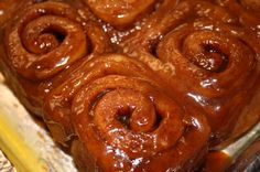 Papa Morehead's Cinnamon Rolls