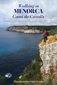Read about walking in Menorca on the Cami de Cavalls