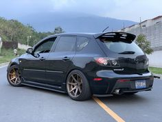 Mazda 3 Accessories, Mazda Mps, Mazda 3 Hatchback, Rx7, Tuner Cars, Gen 1, Modified Cars, Dream Cars, Wheels