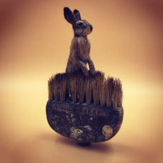 16 Adorable Animals on the Tip of a Brush, or An Idea for Felting from Simon Brown, фото № 11 Needle Felted Animals, Felt Animals, Needle Felting, Cute Animals, Felt Bunny, Cute Mouse, Recycled Art, Decorative Bowls, Sculptures