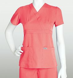 Grey's Anatomy Scrubs! Love this color<3