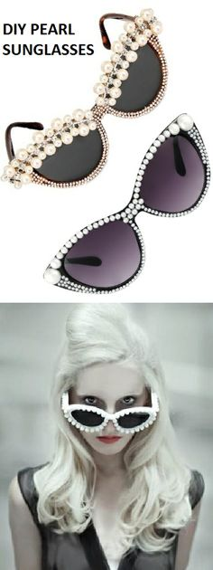 f688245c69d3 DIY Version of Chanel-Inspired Sunglasses