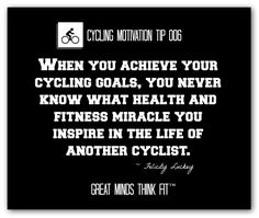 #Cycling Motivation Tip and Quote #006