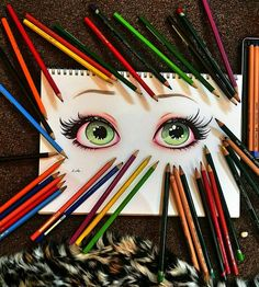 #Eye #Sketch #art