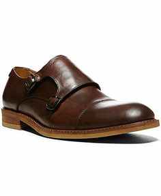 Steve Madden Runnit Monk Strap Shoes
