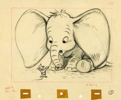 """The very things that held you down are gonna carry you up and up and up!"" - Timothy Q. Mouse from Dumbo"