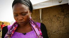 Fasumata left everything behind to flee Boko Haram. She feels lucky.