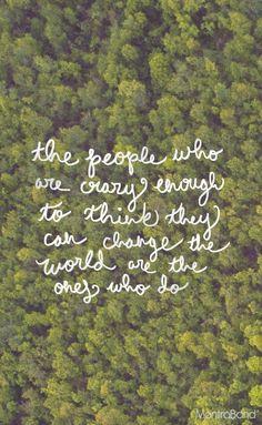 Change The World — MantraBand® Bracelets