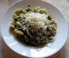 Grains, Spaghetti, Rice, Ethnic Recipes, Food, Meal, Essen, Hoods, Meals