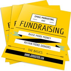 Email Marketing and Fundraising Course for Nonprofits. Check it out! Via @johnhaydon
