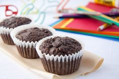 Double Down Chocolate Power Muffins (7)