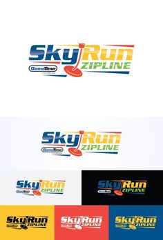 Create a logo for a Playground ZipLine by Kedai!*