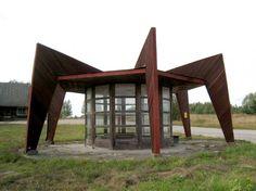 Estonian bus stop