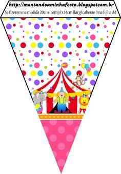 Esse kit é fornecido gratuitamente para ajudar você a montar uma festa linda e   per...