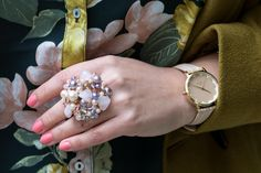 Katja Koselj: oblikovalka nakita, katere kose nosijo številne znane Slovenke