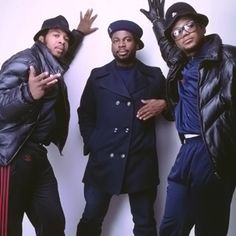 The 50 Most Stylish Musicians of the Last 50 Years Run DMC - Kangol hat, track suit, white-and-black Superstars. Game over. Good Hip Hop Songs, Marley Marl, Busta Rhymes, Straight Outta Compton, Follow The Leader, Run Dmc, My Favorite Music, Rolling Stones, Superstar
