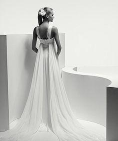 Robe de mariée Manuel Mota pour Pronovias modèle Selecta doccasion ...