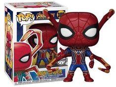 Cinema Iron Spider Avengers: Infinity War by POP Funko