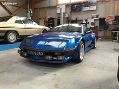 Alpine a 310 v6 1984