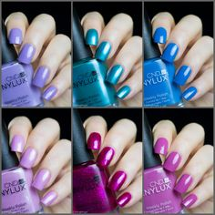CND Vinylux Garden Muse Collection for Summer 2015. http://www.blingfinger.net/2015/04/cnd-vinylux-garden-muse-for-summer-2015.html