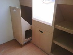 pull out and nice handles again. Roof Storage, Attic Storage, Closet Storage, Bedroom Storage, Storage Shelves, Shelving, Loft Room, Bedroom Loft, Home Bedroom