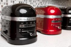 whirlpool kitchenaid toasters - but where are they?