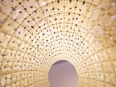 Saltygloo: World's first structure 3D printed out of salt (Video) : TreeHugger
