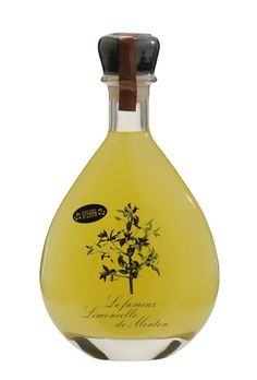 The renowned Limoncello de Menton® is a sweet, refreshing liqueur with the sunny taste of Menton lemon. Take your taste buds on a journey Glass Packaging, Packaging Design, Limoncello Drinks, 100 Proof Vodka, Jardin Luxuriant, Lemon Liqueur, Jar Design, How To Feel Beautiful, Beautiful Things