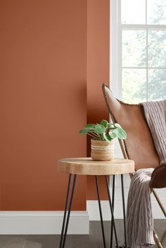 Cavern Clay, Sherwin-Williams Color of the Year 2019 - IntentionalDesigns.com #bathroomcolor