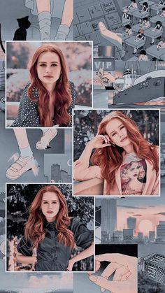 Cheryl Blossom Riverdale, Riverdale Cheryl, Bughead Riverdale, Riverdale Funny, Riverdale Memes, Maquillage Harley Quinn, Riverdale Tumblr, Foto Twitter, Riverdale Wallpaper Iphone