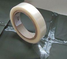 20m Width Hot Melt Seam Sealing Tape Roll for Waterproof PU Coated Fabrics