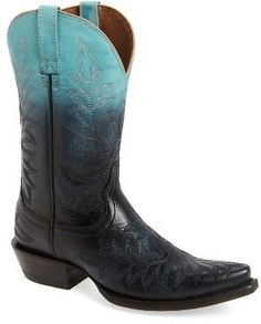 Women's Ariat Ombre X Toe Western Boot
