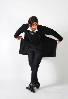 Florent Mothe as Antonio Salieri in Mozart, L'Opéra Rock. Hey you know where…