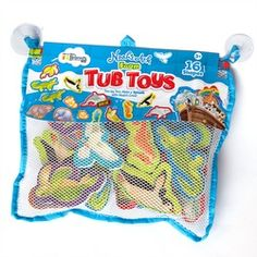 Noah's Ark Foam Tub Toys Your children can't be expected to enjoy bathtime without special bathtub toys. This Noah's Ark Foam Tub Toy set i. Tween Gifts, Gifts For Kids, Catholic Kids, Christian Kids, Childrens Gifts, Religious Gifts, Bath Toys, Online Gifts, Bag Storage