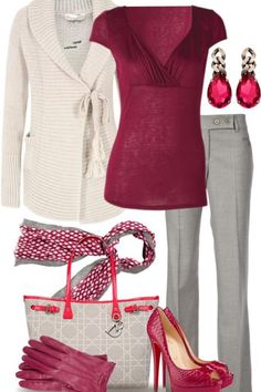 I like the style of this outfit; it work would start to upgrade my wardrobe, but…