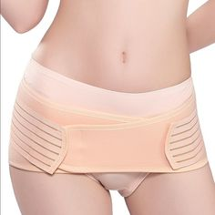 Hip belly abdomen slimming belt Brand new never used. Perfect for post baby or if you are wanting to just shrink your hips and waist size. These are proven and amazing! I have 2 of these they for small to large and have Velcro straps to tighten however lose or tight you want. Get real results! Effectively tighten and flatten your postpartum belly and recovery your pelvis Made from stretchable, breathable, and lightweight materials It can be stretched to fit the natural curves of your body…