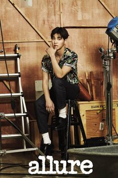 member Lee Tae Hwan in Allure Korea Korean Men, Korean Actors, Lee Tae Hwan, Asian Men Fashion, Men's Fashion, Kang Haneul, Nam Joohyuk, Hi Boy, W Two Worlds