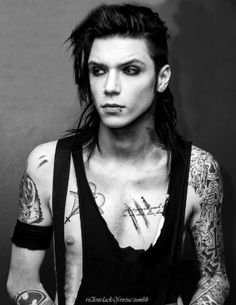 """Andy 'SEXY"""" Biersack"""
