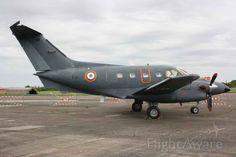 Embraer EMB-121AA Xingu, Avord Air Base 702 (LFOA)