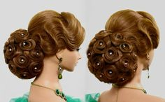 Are you looking for recent Hairstyles in Here are the most popular 80 latest hairstyles for women that should change your looks too young. Open Hairstyles, Indian Hairstyles, Latest Hairstyles, Straight Hairstyles, Wedding Hairstyles, Gorgeous Hairstyles, Professional Hairstyles For Women, Competition Hair, Traditional Hairstyle