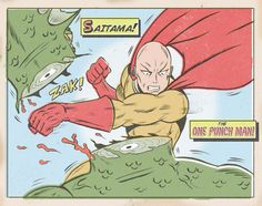 15 Reasons Why Saitama is Your New Favorite Superhero (Page 2) - Dorkly Post